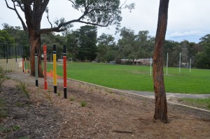 Initiated in 2013, the BSPS Indigenous Garden was officially opened during National Reconciliation Week 2014. In time this space will grow and become a peacful place overlooking our sports fields.