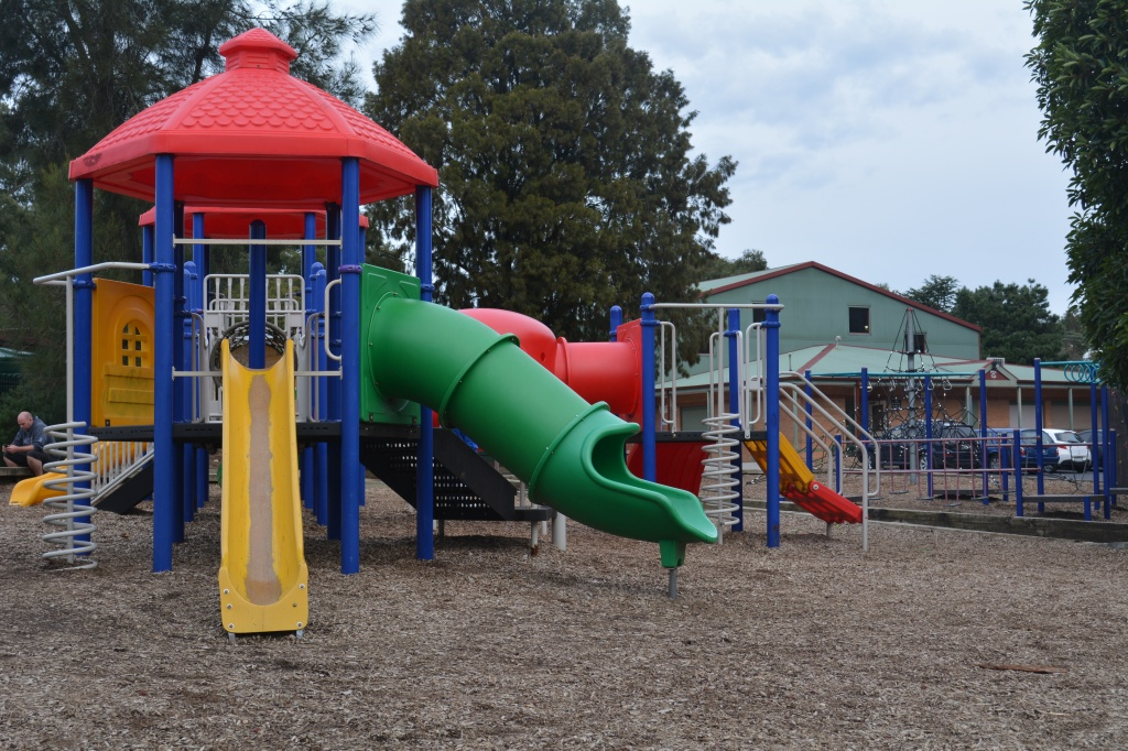 At BSPS our Prep students enjoy this playground all to them selves; it's their space!