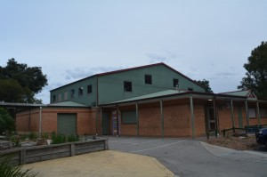 This hall is BSPS's approved Fire Refuge. However, it's more commonly used for physical education, music, all school assemblies, basketball and other indoor activities.