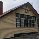 This is the original BSPS building established in 1924. In recent years used the as Japanese learning space and now converted into a student run restaurant.